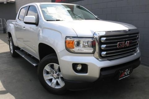 Pre-Owned 2015 GMC Canyon 2WD SLE Crew Cab