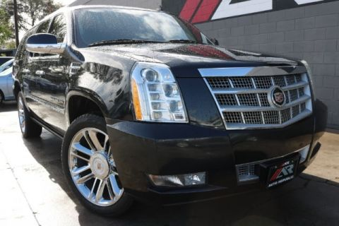 Pre-Owned 2012 Cadillac Escalade ESV Platinum Edition
