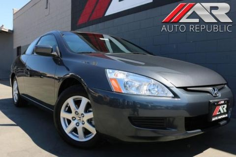 Pre-Owned 2005 Honda Accord Coupe EX-L V6
