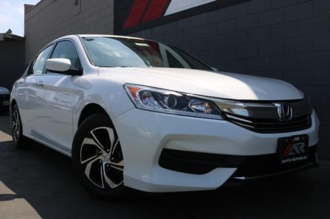Pre-Owned 2016 Honda Accord Sedan LX