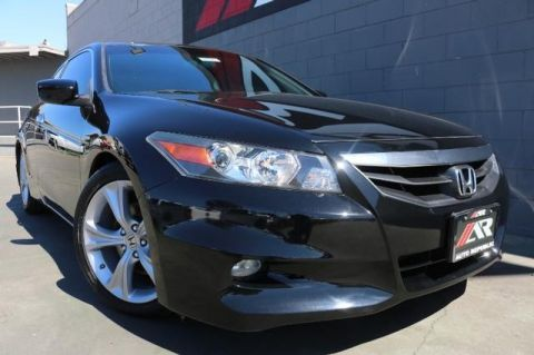 Pre-Owned 2012 Honda Accord Cpe EX-L
