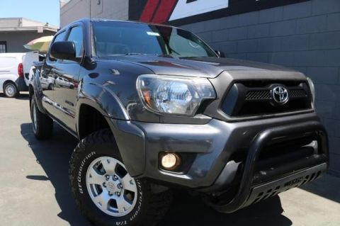 Pre-Owned 2015 Toyota Tacoma 2WD PreRunner Double Cab
