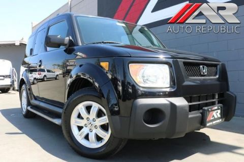 Pre-Owned 2006 Honda Element EX-P