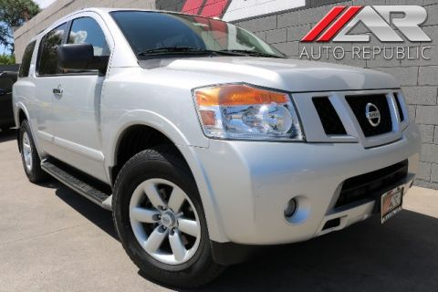 Pre-Owned 2014 Nissan Armada SV