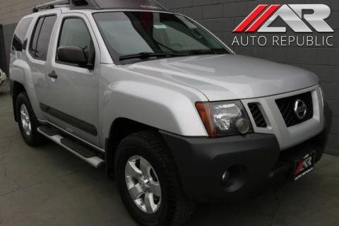 Pre-Owned 2013 Nissan Xterra S 4WD