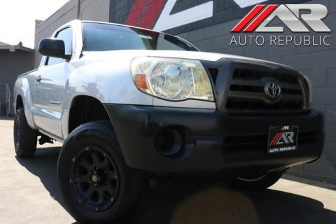 Pre-Owned 2007 Toyota Tacoma