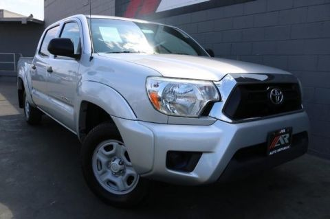 Pre-Owned 2013 Toyota Tacoma 2WD Double Cab