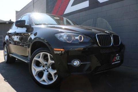 Pre-Owned 2011 BMW X6 35i
