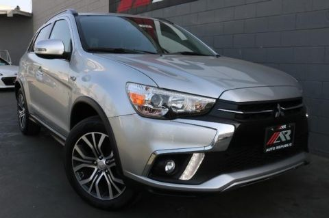 Pre-Owned 2018 Mitsubishi Outlander SEL 2.4