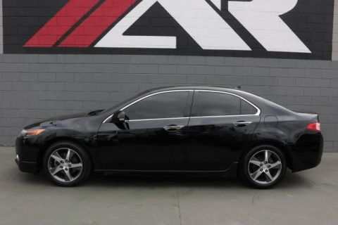 Pre-Owned 2013 Acura TSX Special Edition