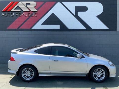 Pre-Owned 2006 Acura RSX Leather