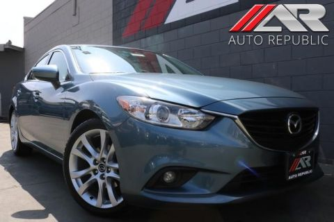 Pre-Owned 2015 Mazda6 i Touring