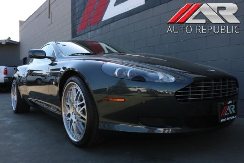 Pre-Owned 2009 Aston Martin DB9 COUPE
