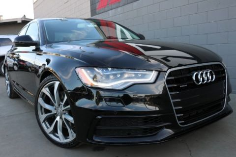 Pre-Owned 2014 Audi A6 3.0L TDI Prestige Plus