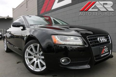 Pre-Owned 2011 Audi A5 2.0T Premium Plus