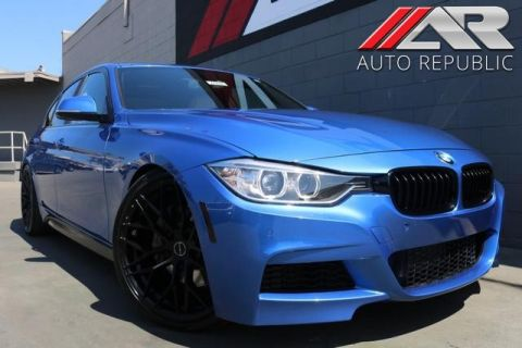 Pre-Owned 2014 BMW 335i 3 Series
