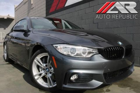 Pre-Owned 2016 BMW 428i 4 Series