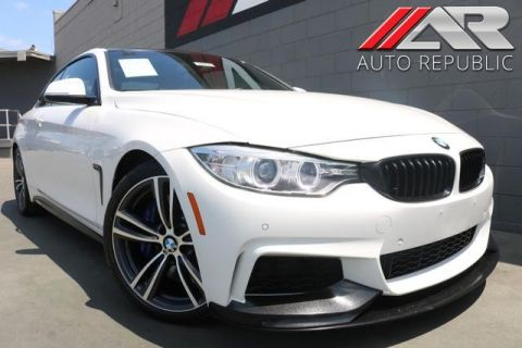 Pre-Owned 2015 BMW 4 Series 435i M Sport