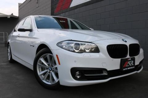 Pre-Owned 2015 BMW 5 Series 528i