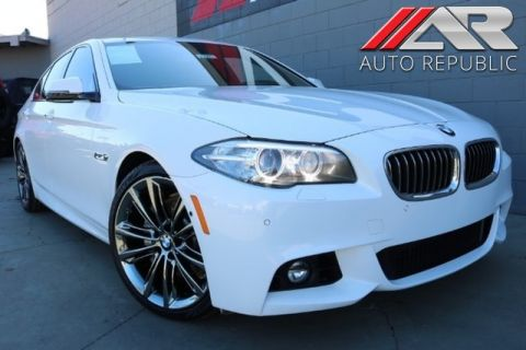 Pre-Owned 2016 BMW 5 Series 535i M-Sport Line
