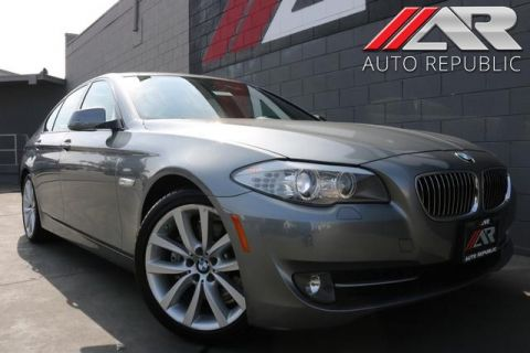Pre-Owned 2012 BMW 535i 5 Series