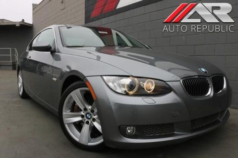 Pre-Owned 2007 BMW 335i 3 Series