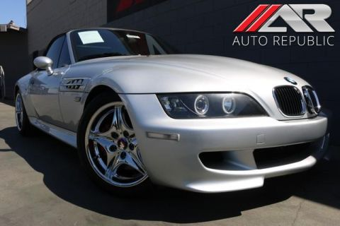 Pre-Owned 2000 BMW Z3 M 3.2L