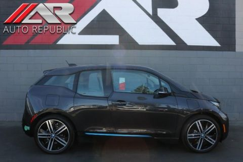 Pre-Owned 2015 BMW i3 RE Mega
