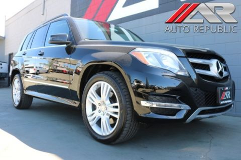 Pre-Owned 2015 Mercedes-Benz GLK GLK 250 BlueTEC®