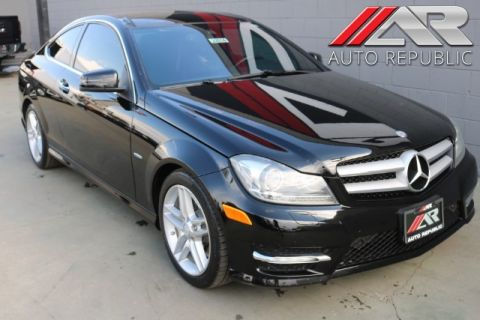 Pre-Owned 2012 Mercedes-Benz C-Class C350