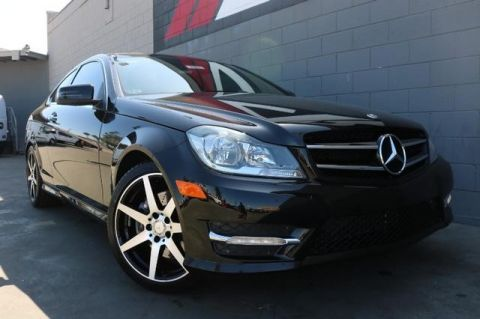 Pre-Owned 2015 Mercedes-Benz C350C C 350