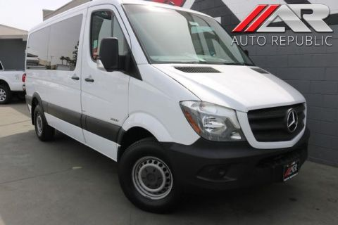Pre-Owned 2016 Mercedes-Benz Sprinter PASSENGER 2WD DIESEL
