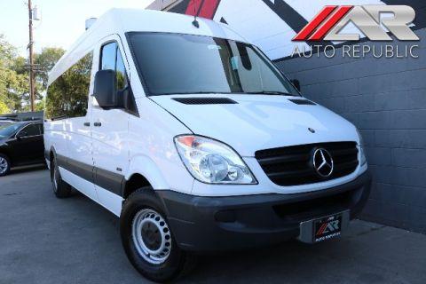Pre-Owned 2012 Mercedes-Benz Sprinter Passenger Vans